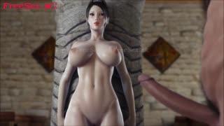 3D kreslené porno fotografie